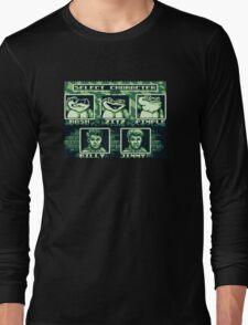 Battletoads - Select Character Long Sleeve T-Shirt