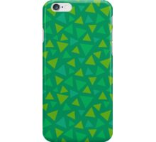 ANIMAL CROSSING GRASS 2 iPhone Case/Skin