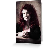 Catherine Greeting Card