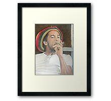 One Love Framed Print