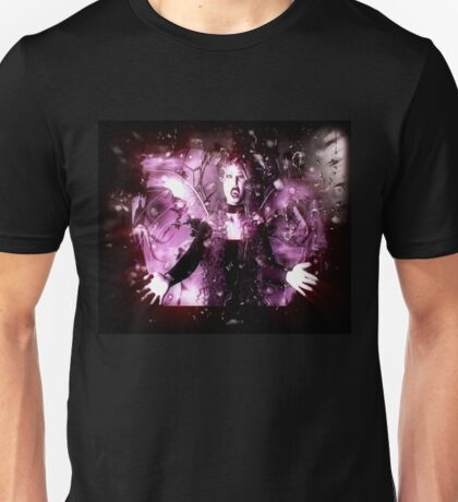 Fairy Vampire Enhanced Unisex T-Shirt