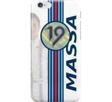 Felipe Massa design iPhone Case/Skin