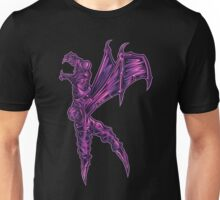 K is for Komodo Ballerina  Unisex T-Shirt