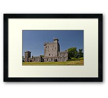 Knappogue Castle, Quin, County Clare, Ireland Framed Print