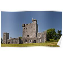 Knappogue Castle, Quin, County Clare, Ireland Poster