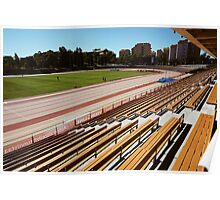 Stadium Poster