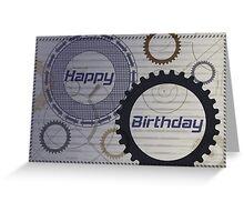 Birthday Card 3 Greeting Card