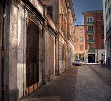 Lost Hope Alley,Sassuolo,Italy. by Davide Ferrari