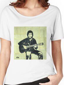 Vladimir Vysotsky. Women's Relaxed Fit T-Shirt