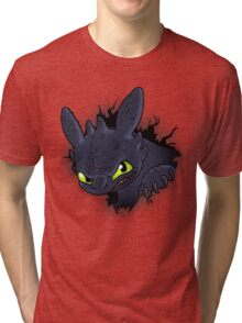 Night Fury Tri-blend T-Shirt