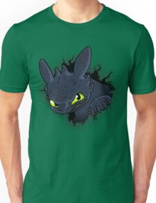 Night Fury Unisex T-Shirt