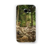 In the woods Samsung Galaxy Case/Skin