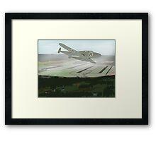 Ljungbyhed Framed Print