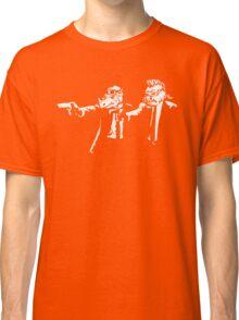 Bebop Rocksteady - Thug life - Pfiction mashup Classic T-Shirt