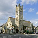 Shanklin United Reformed Church by Rod Johnson