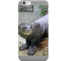 Cool Giant Otter iPhone Case/Skin