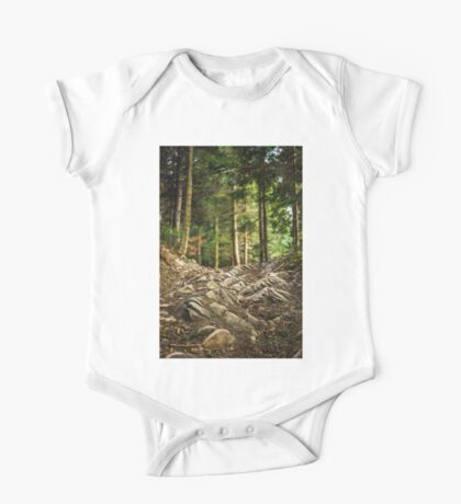 Forest path One Piece - Short Sleeve