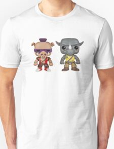 Bebop Rocksteady KIDS Unisex T-Shirt