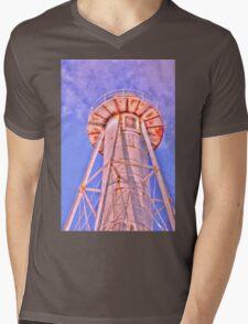 Gasparilla Lighthouse Mens V-Neck T-Shirt
