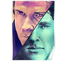 Watson and Holmes Poster