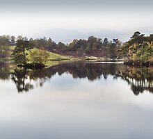 Tarn Hows, Cumbria, England by Bob Culshaw