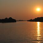 vaal sunset 1 by desmondvh