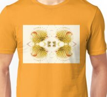 Multiplicity - Coneflower Abstract Unisex T-Shirt