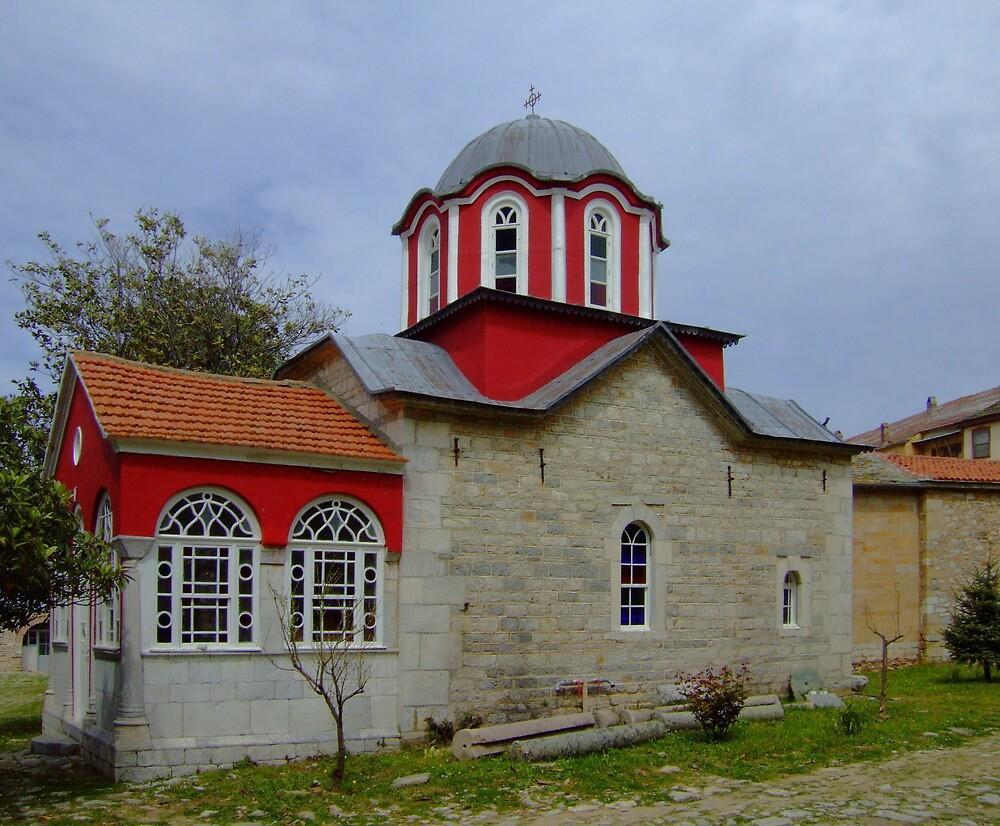 Mount Athos - Megisti Lavra 5 by SvobodaT