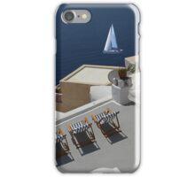 Sea view. iPhone Case/Skin