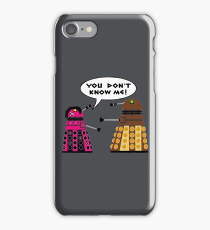 Teenage Dalek iPhone Case/Skin