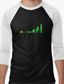 Katavolution Men's Baseball ¾ T-Shirt