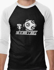 Katamari Damaci: This is how I Roll Men's Baseball ¾ T-Shirt
