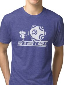 Katamari Damaci: This is how I Roll Tri-blend T-Shirt