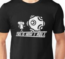 Katamari Damaci: This is how I Roll Unisex T-Shirt