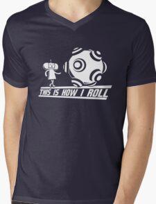 Katamari Damaci: This is how I Roll Mens V-Neck T-Shirt