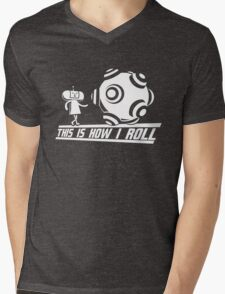 Katamari Damaci: This is how I Roll Mens V-Neck T-Shirt