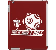 Katamari Damaci: This is how I Roll iPad Case/Skin