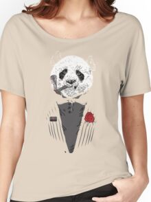 D panda godfather Women's Relaxed Fit T-Shirt