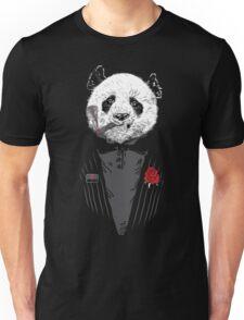 D panda godfather Unisex T-Shirt