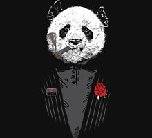 D panda godfather Unisex T-Shirt