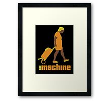 sexmachine - female version - style 002 Framed Print