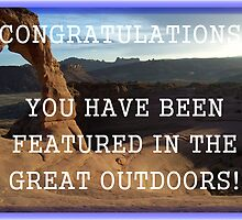 Great Outdoors Banner by Cccasper