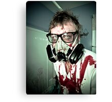 Freaky Fred Canvas Print