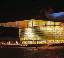 Copenhagen Opera House by imagic