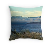 Winter's Coming (1) Throw Pillow