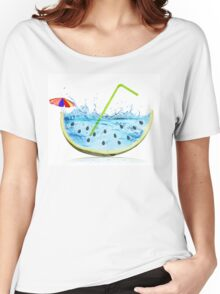 drink the summer Women's Relaxed Fit T-Shirt