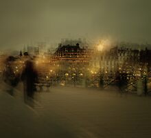 Magic Paris III by Stephanie Jung
