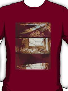 Industrial retro-poster T-Shirt