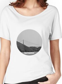San Francisco Love Women's Relaxed Fit T-Shirt