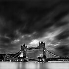Tower Bridge - London by Sebastian Wuttke